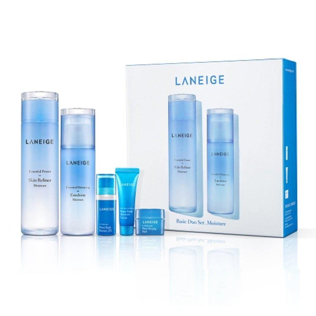 LANEIGE Basic Duo Set (Moisture) Cosme Hut korean beauty Australia