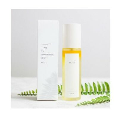 SIORIS Time Is Running Out Mist Cosme Hut korean beauty Australia
