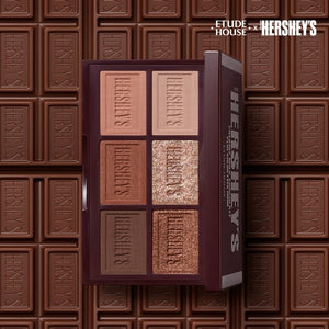 ETUDE HOUSE HERSHEYS Eyes Mini #Creamy Milk Chocolate