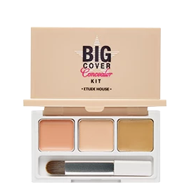 ETUDE HOUSE Big Cover Concealer Kit Cosme Hut korean beauty Australia