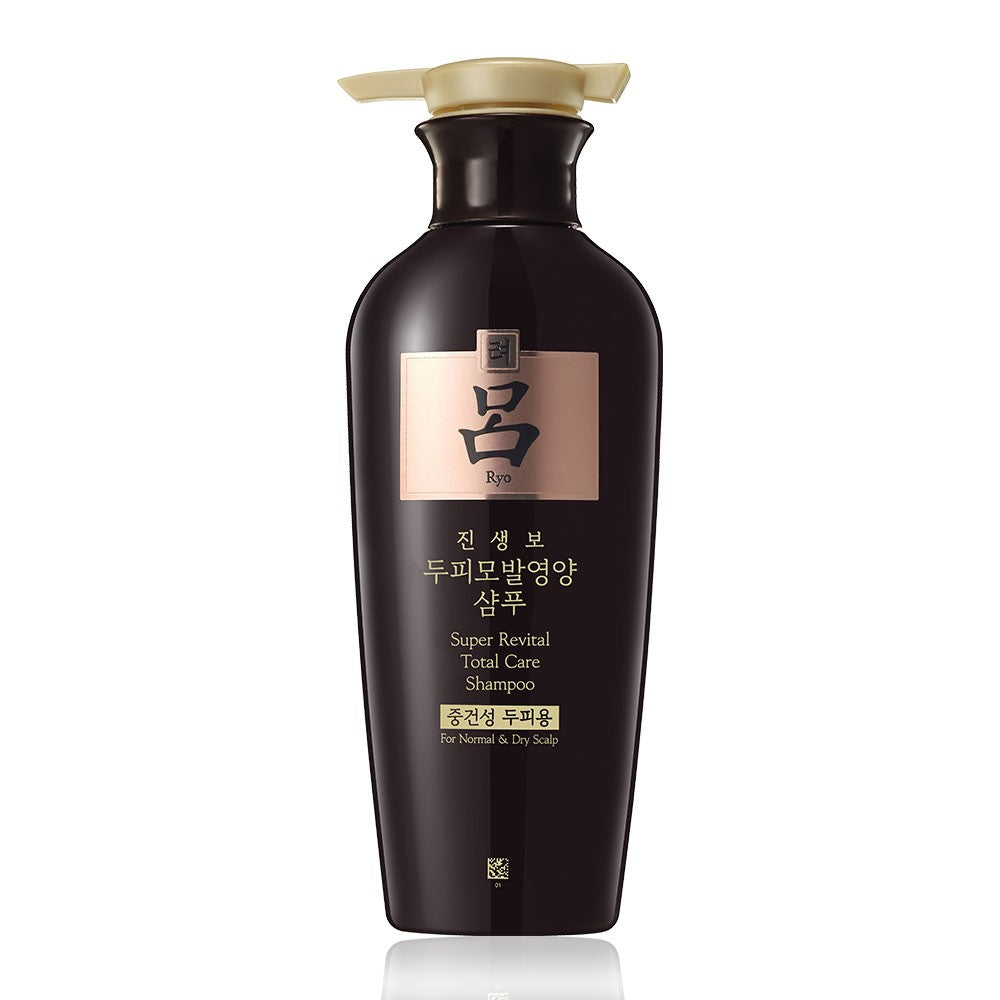 RYO Total Anti-Aging Shampoo (Dry Scalp) Cosme Hut korean beauty Australia