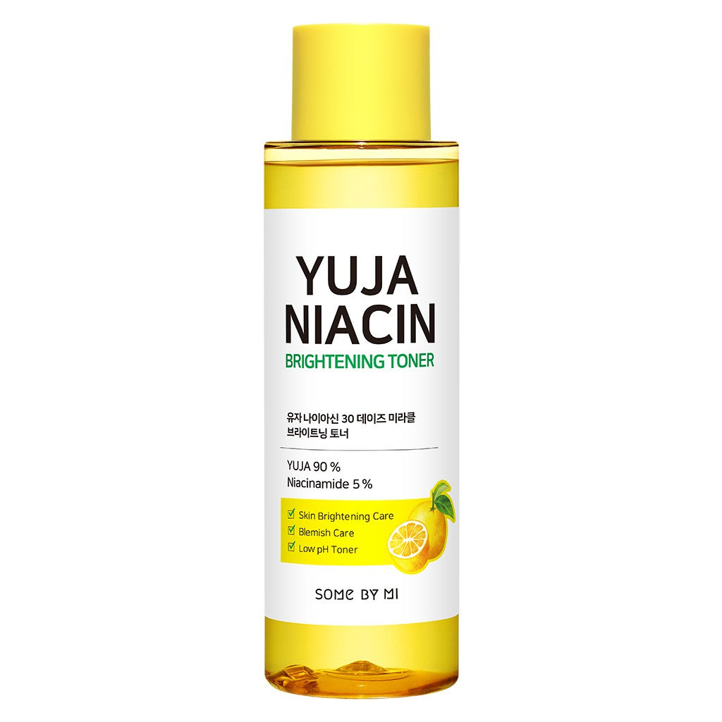 SOME BY MI Yuja Niacin Brightening Toner Cosme Hut kbeauty Korean Skincare Australia