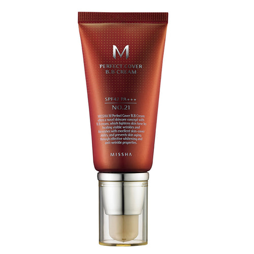MISSHA Perfect Cover BB Cream Cosme Hut korean beauty Australia