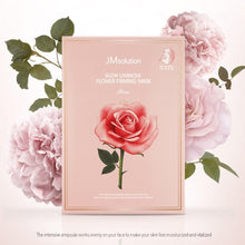 Load image into Gallery viewer, JM SOLUTION Glow Luminous Flower Firming Mask Rose Cosme Hut korean beauty Australia