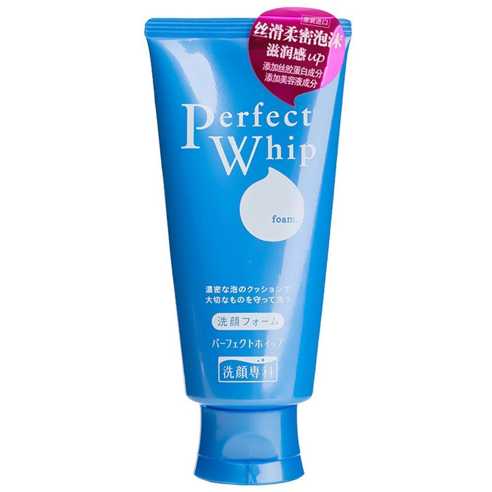 SHISEIDO Senka Perfect Whip Foam Wash - Cosme Hut