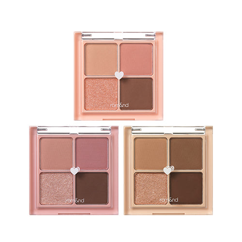 ROM&ND Better Than Eyes Eyeshadow Palette (3 Colors) Cosme Hut korean beauty Australia