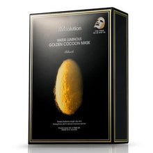 Load image into Gallery viewer, JM Solution Water Luminous Golden Cocoon Mask (Box/10 Sheets)