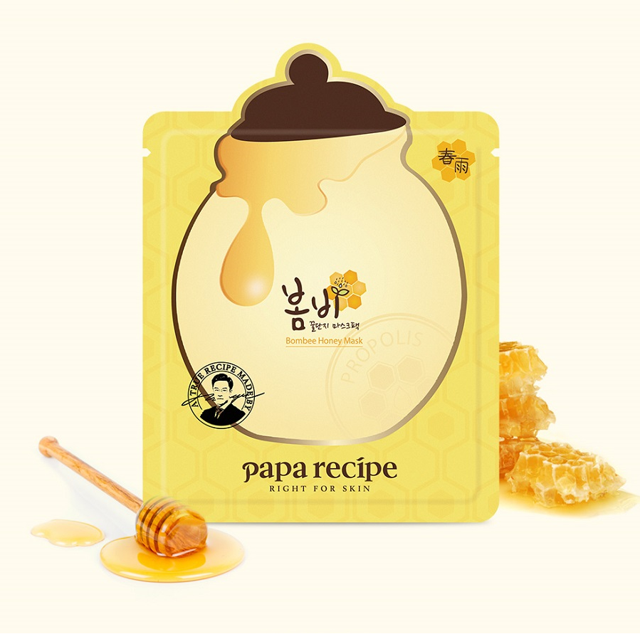 PAPA RECIPE Bombee Honey Mask Cosme Hut korean beauty Australia