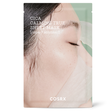 Load image into Gallery viewer, COSRX Pure Fit Cica Calming True Sheet Mask (per Sheet)