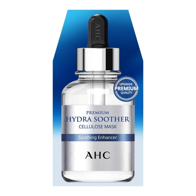 AHC Premium Hydra Soother Cellulose Mask Cosme Hut korean beauty Australia