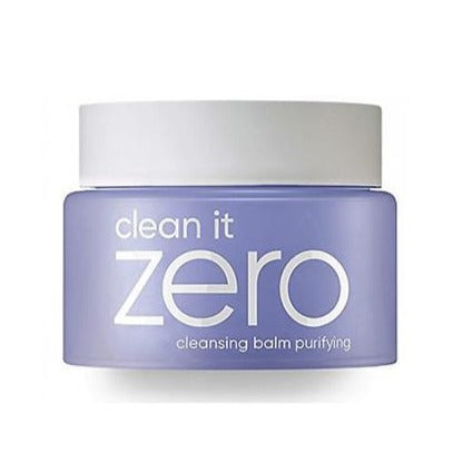 BANILA CO Clean it Zero Cleansing Balm Purifying Cosme Hut kbeauty Korean Skincare Australia