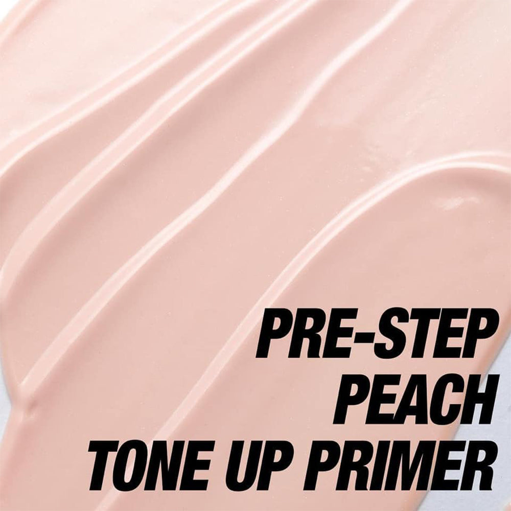 CLIO Pre-Step Peach Tone Up Primer