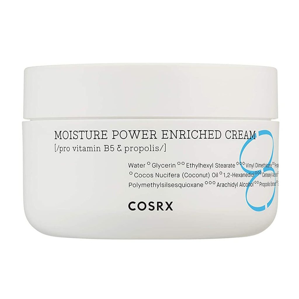 COSRX Hydrium Moisture Power Enriched Cream Cosme Hut kbeauty Korean Skincare Australia