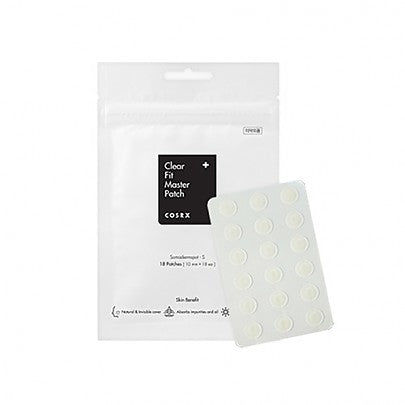 COSRX Clear Fit Master Patch (18 each) Cosme Hut Australia