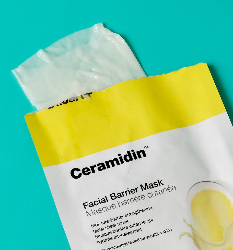 DR. JART+ Ceramidin™ Facial Barrier Mask Cosme Hut korean beauty Australia