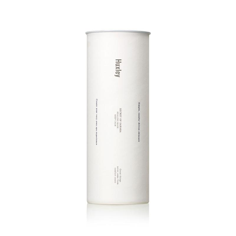 HUXLEY Healing Mask; Keep Calm Cosme Hut korean beauty Australia