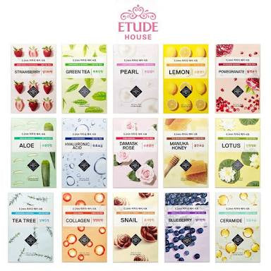 ETUDE HOUSE Therapy Air Mask Cosme Hut korean beauty Australia