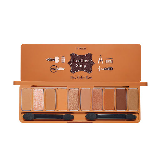 ETUDE HOUSE Play Color Eyes #Leather Shop