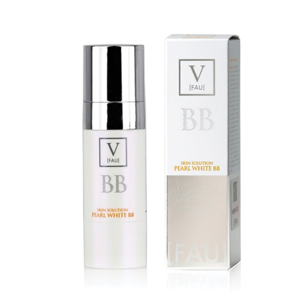 FAU Skin Solution Pearl White BB Cream