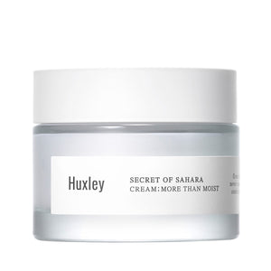 HUXLEY Secret of Sahara; More Than Moist Cream Cosme Hut Australia