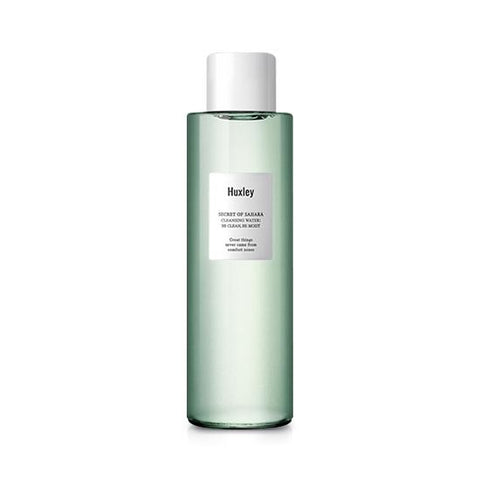 HUXLEY Be Clean, Be Moist Cleansing Water Cosme Hut Australia