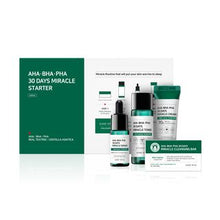 Load image into Gallery viewer, SOME BY MI AHA BHA PHA 30 DAYS MIRACLE STARTER KIT Cosme Hut korean beauty Australia