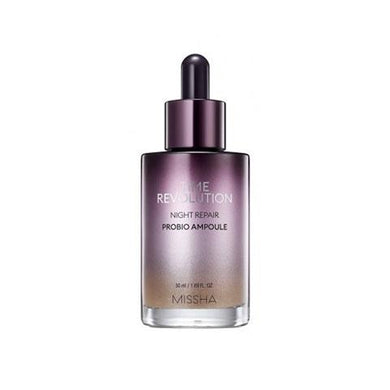 MISSHA Time Revolution Night Repair Probio Ampoule Cosme Hut korean beauty Australia
