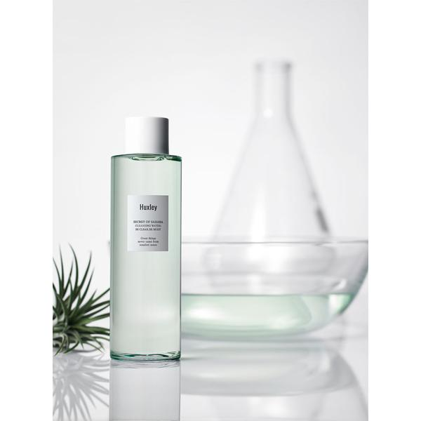 HUXLEY Be Clean, Be Moist Cleansing Water Cosme Hut korean beauty Australia