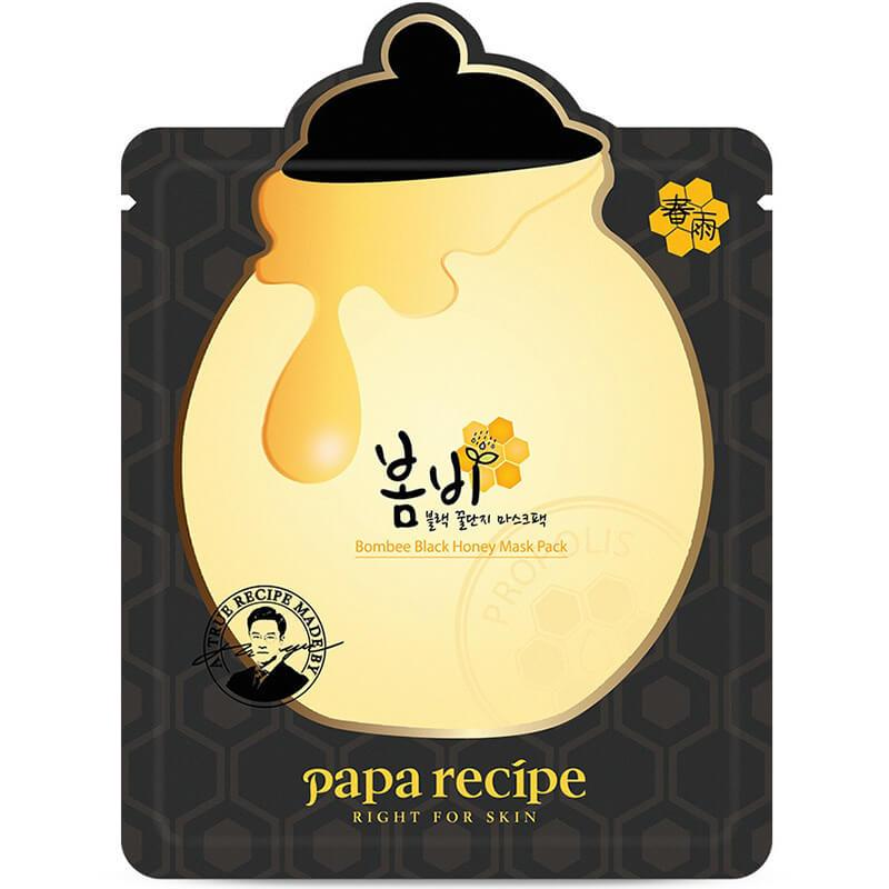 PAPA RECIPE Bombee Black Honey Mask Pack Cosme Hut korean beauty Australia