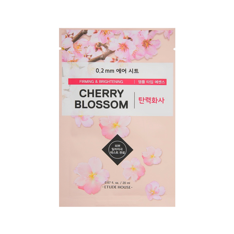 ETUDE HOUSE Therapy Air Mask (per Sheet)