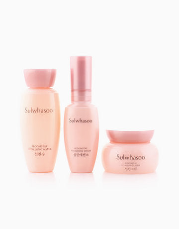 SULWHASOO Bloomstay Vitalizing Kit (3 items) Cosme Hut kbeauty Korean Skincare Australia