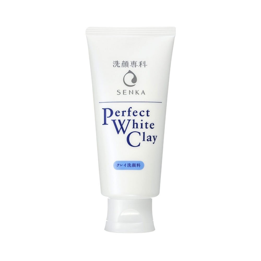 SHISEIDO Senka Perfect White Clay Cosme Hut korean beauty Australia