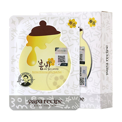 PAPA RECIPE Bombee Whitening Honey Mask Cosme Hut kbeauty Korean Skincare Australia