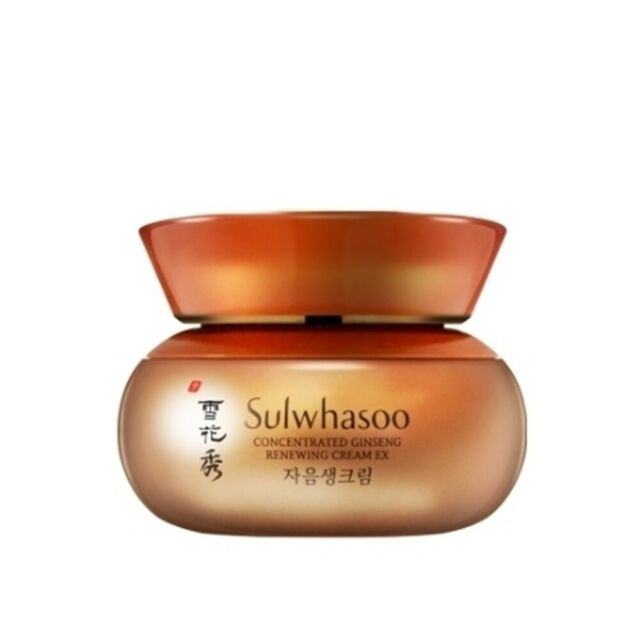 SULWHASOO Concentrated Ginseng Renewing Cream EX Cosme Hut korean beauty Australia