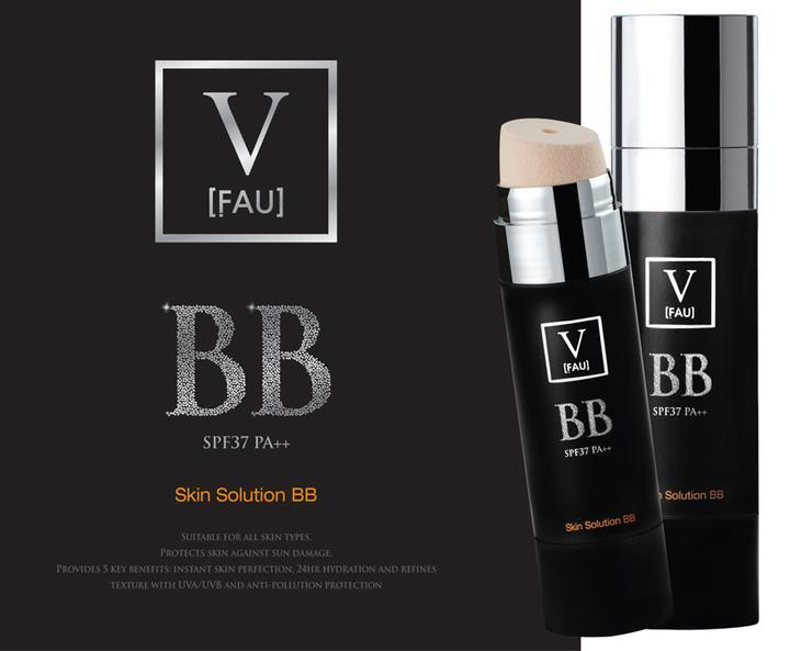 FAU Skin Solution BB Cream Cosme Hut korean beauty Australia