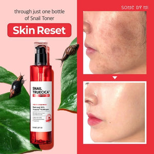 SOME BY MI Snail Truecica Miracle Repair Toner Cosme Hut kbeauty Korean Skincare Australia