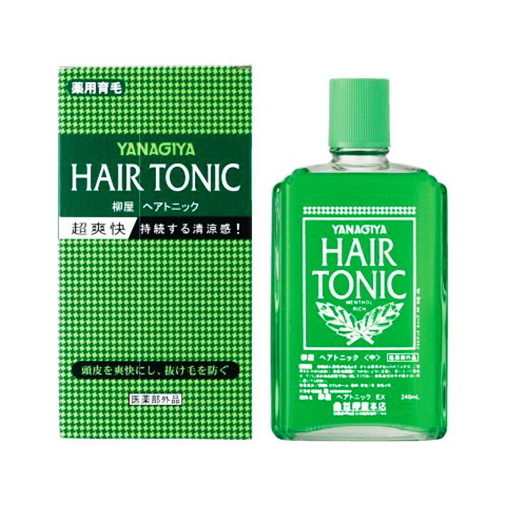 YANAGIYA Hair Tonic Cosme Hut korean beauty Australia