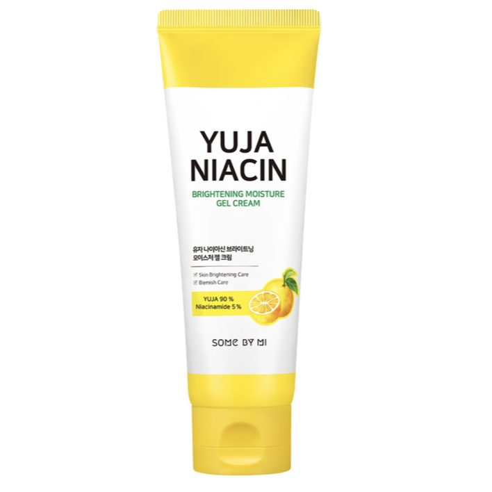 SOME BY MI Yuja Niacin Brightening Moisture Gel Cream Cosme Hut kbeauty Korean Skincare Australia