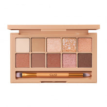 Load image into Gallery viewer, CLIO Pro Eye Palette #02 Brown Choux Cosme Hut korean beauty Australia