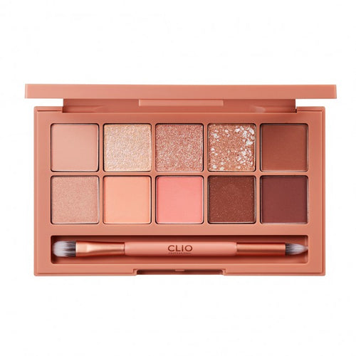 CLIO Pro Eye Palette #03 Coral Talk Cosme Hut korean beauty Australia