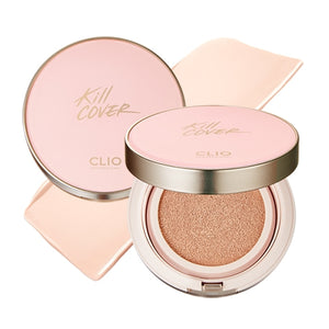 CLIO Kill Cover Pink Glow Cream Cushion Cosme Hut korean beauty Australia