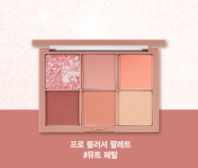 Load image into Gallery viewer, CLIO Pro Blusher Palette Mute Petal Cosme Hut korean beauty Australia
