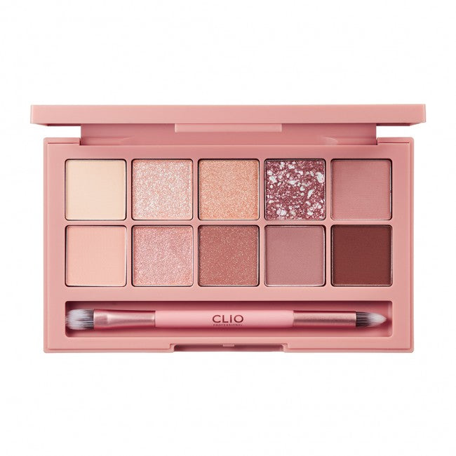 CLIO Pro Eye Palette #01 Simply Pink Cosme Hut korean beauty Australia