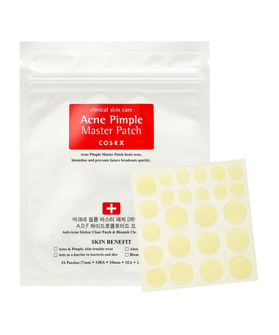 COSRX Acne Pimple Master Patch Cosme Hut korean beauty Australia
