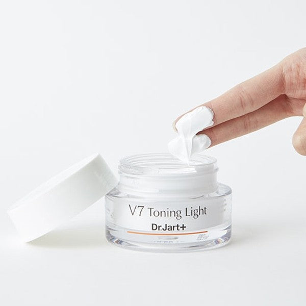 DR JART+ V7 Toning Light Cream Cosme Hut korean beauty Australia