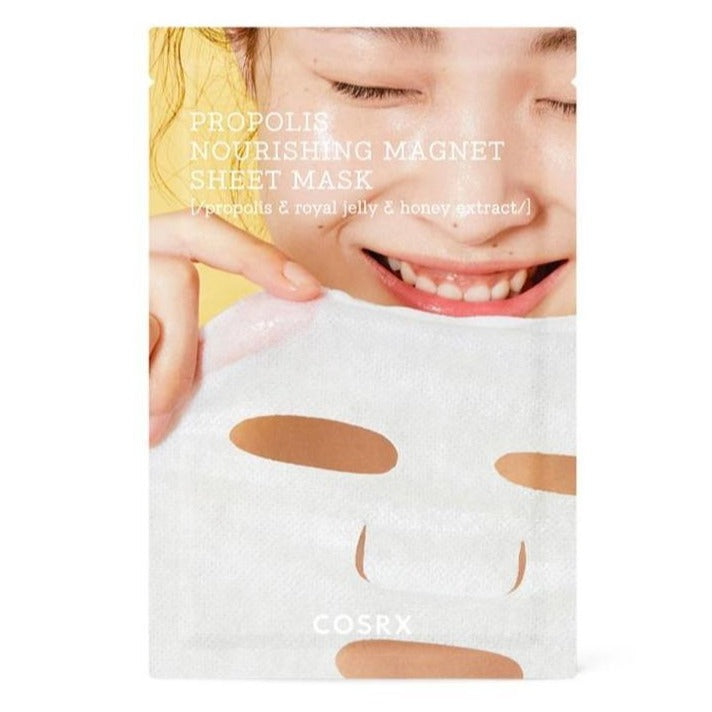 COSRX Full Fit Propolis Nourishing Magnet Sheet Mask (per Sheet)