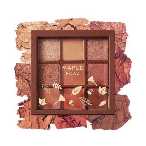 ETUDE HOUSE Play Color Eyes #Maple Road Cosme Hut kbeauty Korean Skincare Australia
