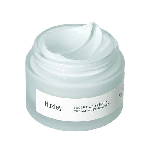 HUXLEY Secret of Sahara; Anti-Gravity Cream Cosme Hut korean beauty Australia