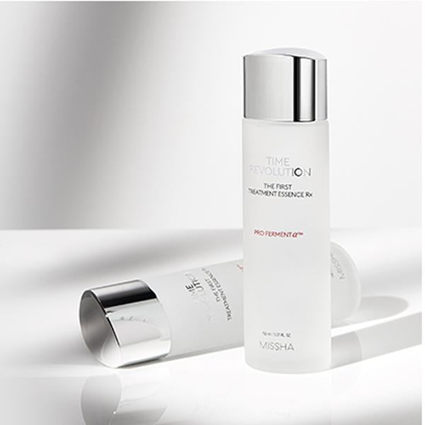 MISSHA Time Revolution The First Treatment Essence Rx Cosme Hut korean beauty Australia