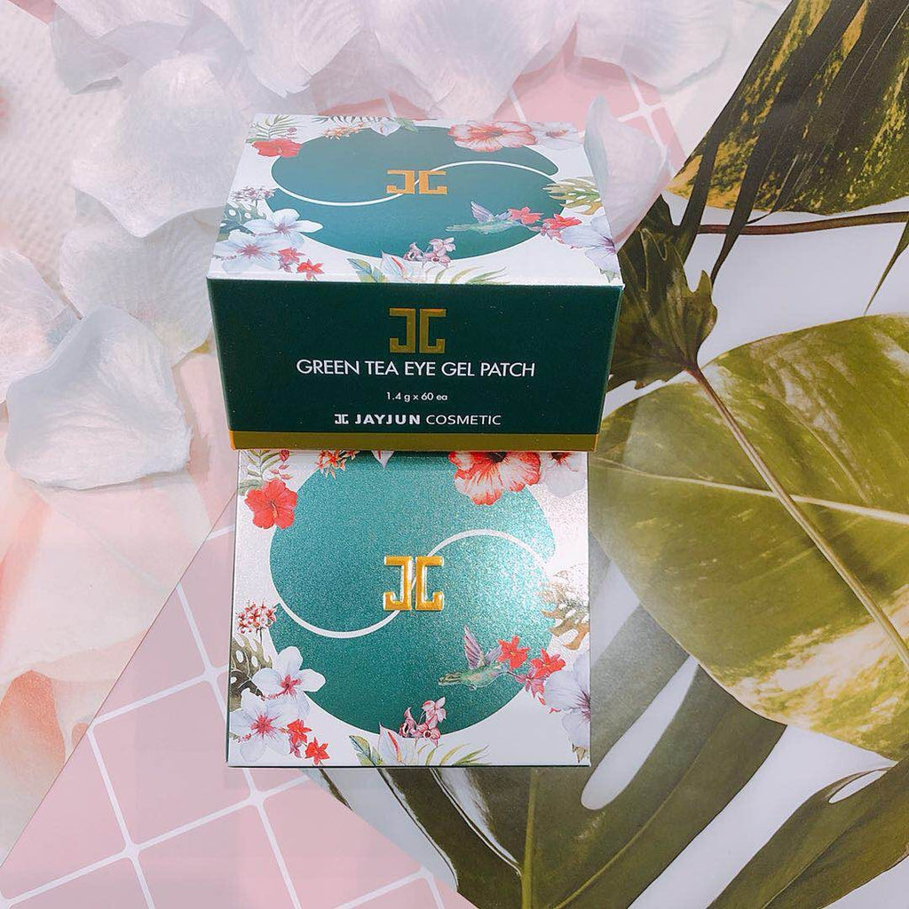 JAYJUN Green Tea Eye Gel Patch Cosme Hut korean beauty Australia